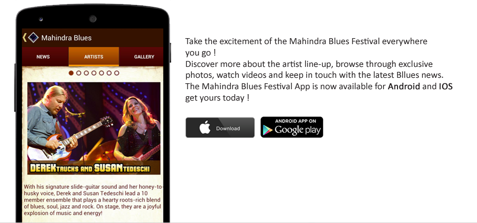 Mahindra Blues Festival 2014