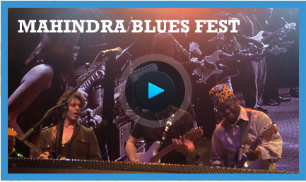 Mahindra Blues fest